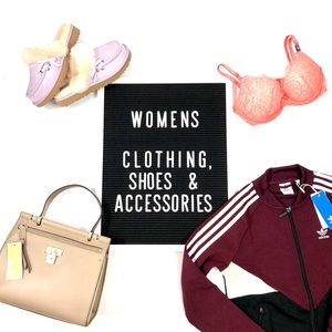WOMENS CLOTHING, SHOES & ACCESSORIES